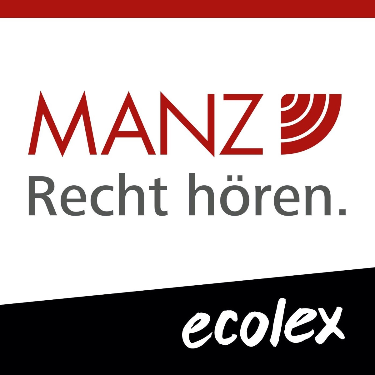 Recht hören. Der ecolex-Podcast
