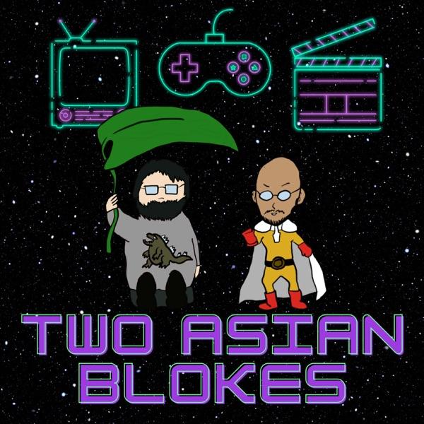 Two Asian Blokes Artwork