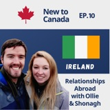 Relationships Abroad   Ollie & Shonagh from Ireland