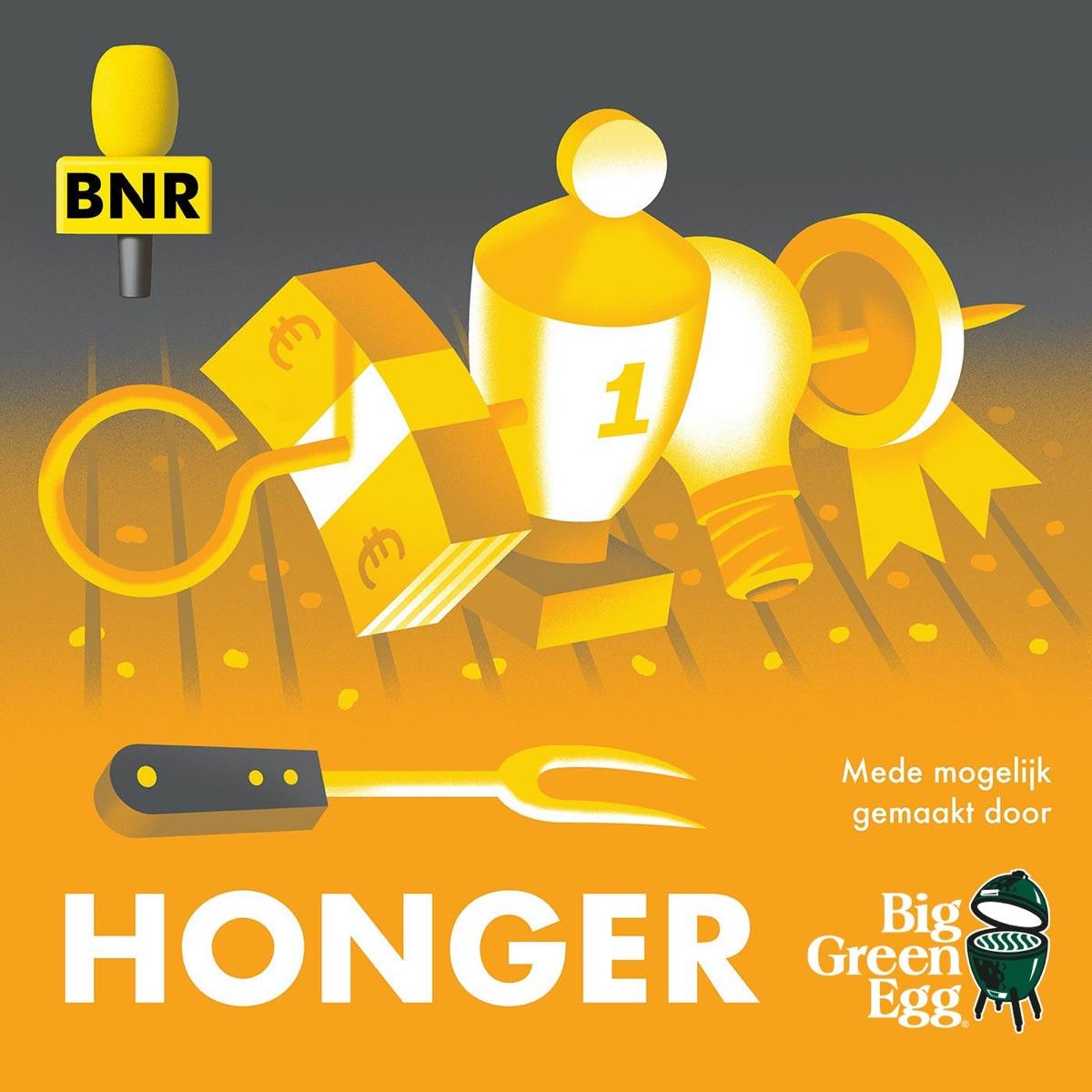 Honger | BNR