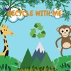 Recycle with me artwork