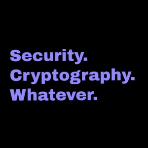 Security. Cryptography. Whatever.
