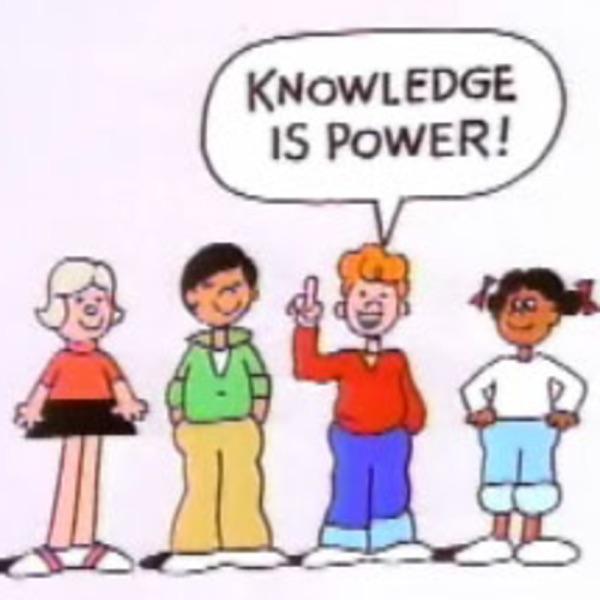 Knowlege Is Power
