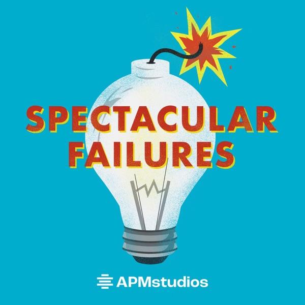 Spectacular Failures banner backdrop