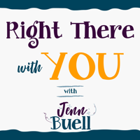 Right There With You podcast