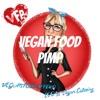 Vegan Food Pimp artwork
