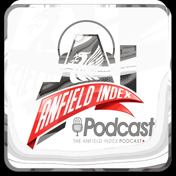 The Anfield Index Podcast banner backdrop