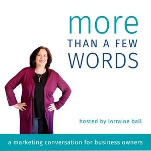 More than a Few Words - a Marketing Conversation