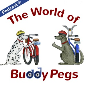 The World Of Buddy Pegs Children's Podcast