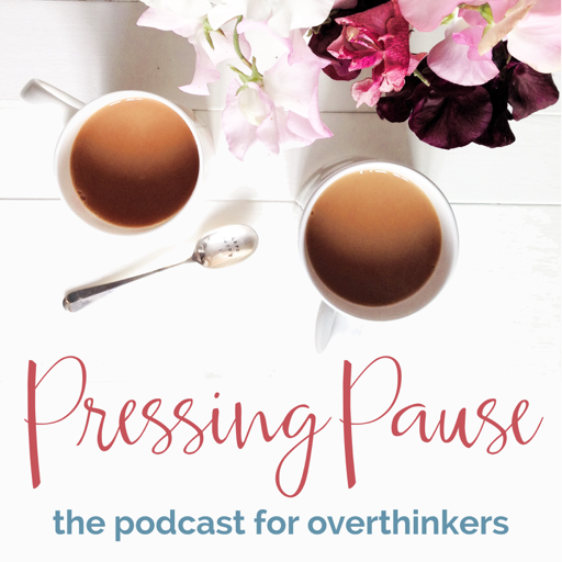 Cover image of Pressing Pause