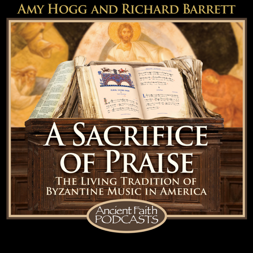Cover image of A Sacrifice of Praise