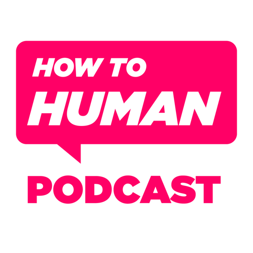Cover image of How To Human with Sam Lamott