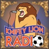 Knifey Lion Radio artwork