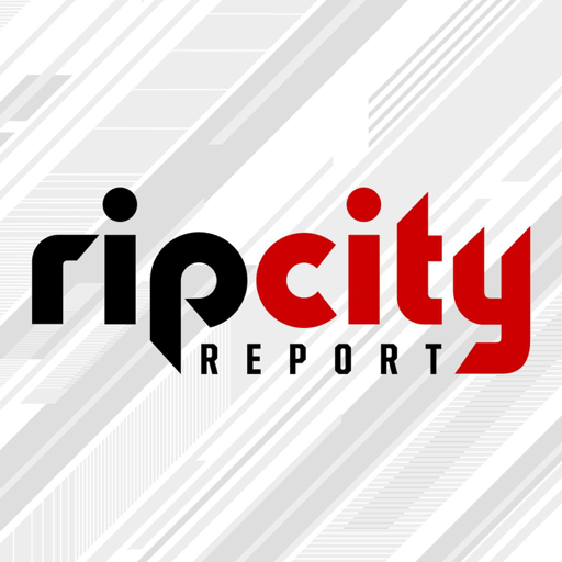Cover image of Rip City Report