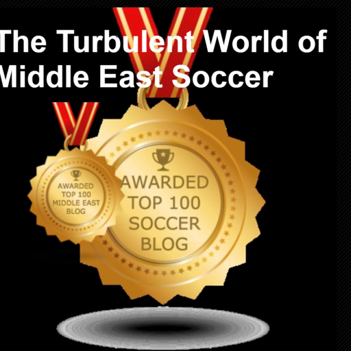 Cover image of The Turbulent World of Middle East Soccer