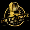 Poetry and Prose with Pro VO's artwork