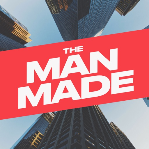 Cover image of The Man Made
