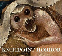 Podcast cover art for Knifepoint Horror