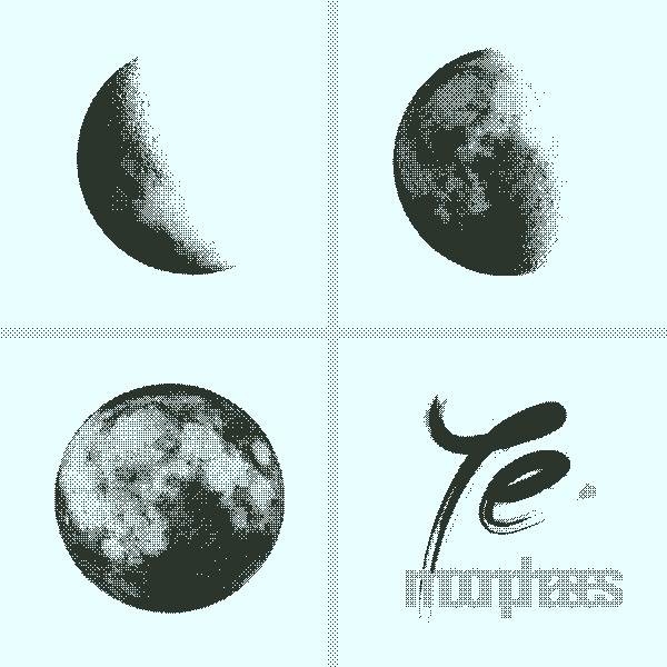 Moonphases with ye.