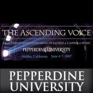 """Plenary Address: """"The Singer as Preacher"""""""