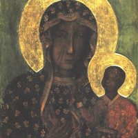 Something about the Mother of Jesus podcast