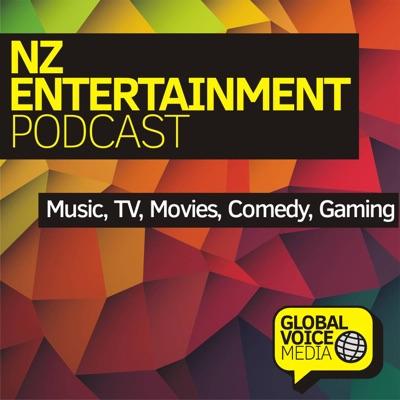 NZ Entertainment Podcast:paul spain