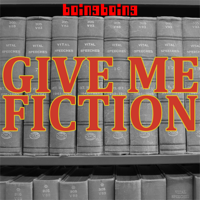 Podcast cover art for Give Me Fiction