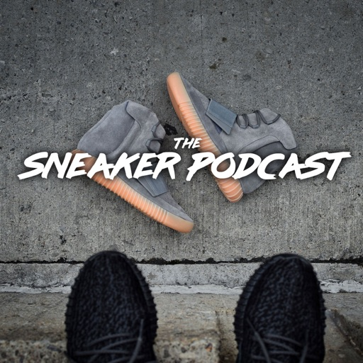 Cover image of The Sneaker Podcast