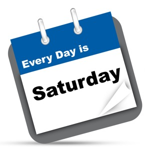 Motivation And Inspiration From Every Day Is Saturday With Sam Crowley