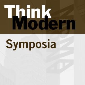 Symposia - The Art of Perception:Think Modern