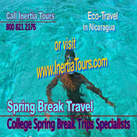 Spring Break Trip Ideas with Inertia Tours podcast