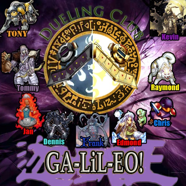 The Galileo Yu-Gi-Oh! Club Podcast