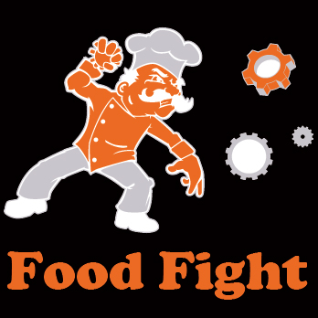 cover image of the food fight show