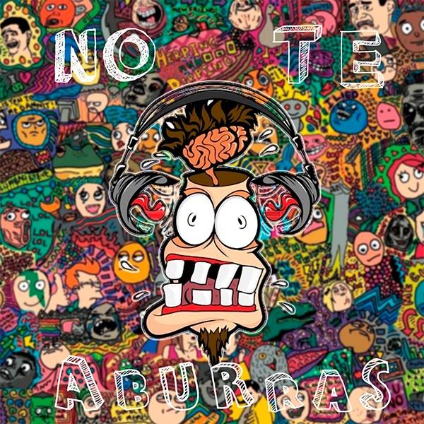 No Te Aburras   Podcast