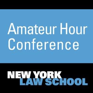 Amateur Hour Conference - Tracks