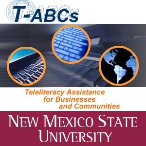 Teleliteracy Assistance for Business and Communities Series