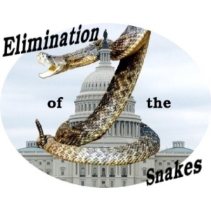 Elimination of the Snakes