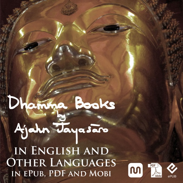 Dhamma Books by Ajahn Jayasaro in English and other Languages (ePub and PDF)