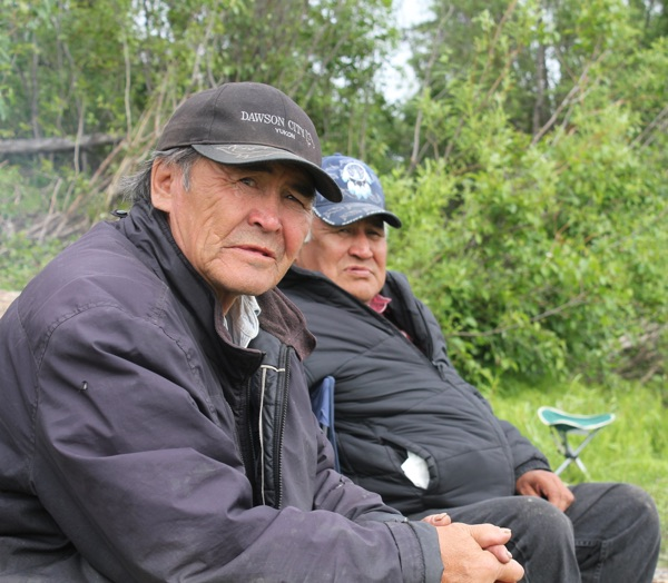 Shah GiniiKhii:Speak with me in Gwich'in