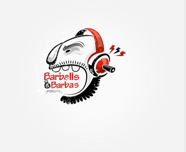 Barbells & Barbas