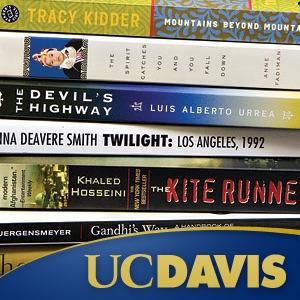 UC Davis Campus Community Book Project
