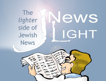 JNewsLight - the lighter side of Jewish news