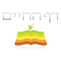 Daf Hachaim Podcast Artwork