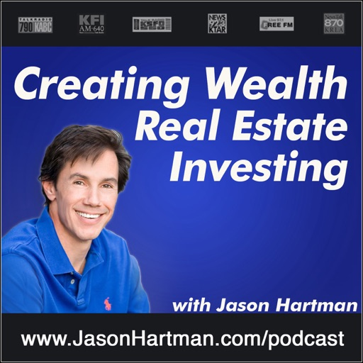 Cover image of Creating Wealth Real Estate Investing with Jason Hartman