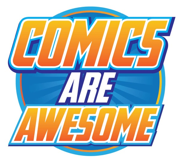 Comics Are Awesome