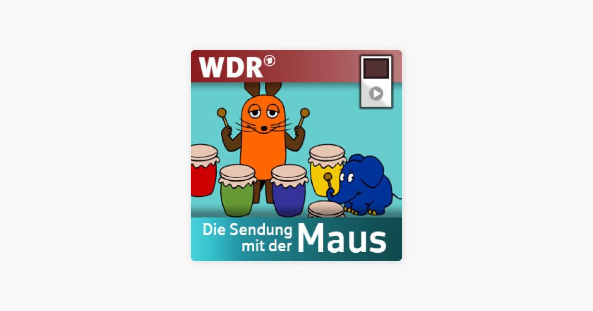 Podcast Sendung Mit Der Maus