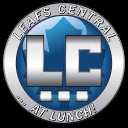 Leafs Central... at Lunch!