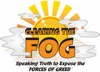 Clearing the FOG with co-hosts Margaret Flowers and Kevin Zeese artwork