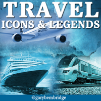 Travel Legends and Icons podcast