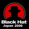 Black Hat Briefings, Japan 2006 [Audio] Presentations from the security conference artwork